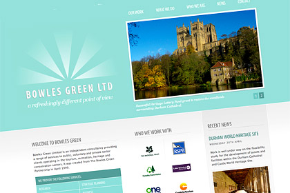 Bowles Green Website